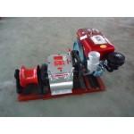 供应精品3T机动绞磨,5T柴油机动绞磨,3T-8T机动绞磨