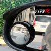 TYPE-R后视镜小圆镜 盲点镜车用倒车镜 带360度旋 转汽车后视镜