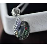 时尚宴会水晶水钻短项链/锁骨链 女友礼物包邮