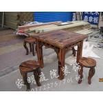 防腐木户外桌Z3系列