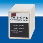 61F-GP-N 液位控制器  水位开关 AC12-380V