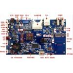 安卓工业触摸一体机控制主板