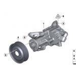 宝马X5助力泵,宝马转向助力泵