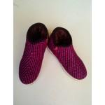 拉链棉鞋F02