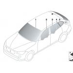 宝马X1玻璃,宝马E84挡风玻璃车门玻璃