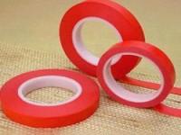 PET红色硅胶带