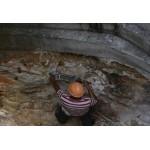 井桩孔桩岩石拆除不用风镐快速分解