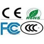 平板电脑CE,FCC,ERP认证