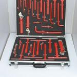电厂专用绝缘组合工具33件套-绝缘工具厂家批发