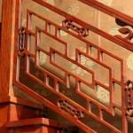 荣士杰楼梯 实木 楼梯
