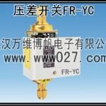 武汉万维博帆供应消防管道用压差开关 差压变送器