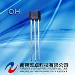 线性霍尔效应开关电路传感器OH49E南京欧卓大量批发