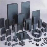 长期供应耐高温优质铁氧体磁铁 高强专业磁选机磁块