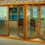 铝包木门 铝木复合平开门缩略图