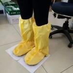 雷克兰系列C1T-A905高性能防化靴套