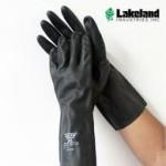 雷克兰EC30F氯丁橡胶防化学、防酸碱手套