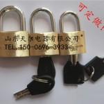 电力通开梅花钥匙铜挂锁  价格、型号、生产厂家!!!!