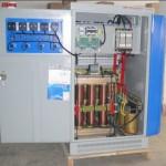 三相SBW-225KVA补偿式大功率电力稳压器380V