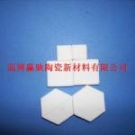 山东潍坊刚玉耐磨陶瓷衬片