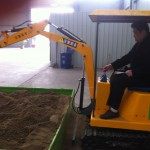 室内游乐挖掘机,儿童挖沙机价格
