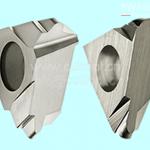 供应三角形旋风铣刀片  圆形铣刀 铣刀片 螺纹刀片