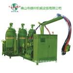LZ-907高压发泡机 聚氨酯发泡设备 床垫仿木生产平安国际乐园设备