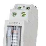 江西华健高性能HJD210型单相导轨式电能表