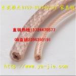透明PVC铜绞线,绝缘铜绞线