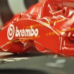 意大利brembo刹车正品GT版6活塞卡钳 讴歌凌志刹车改装