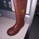 雷克兰系列防酸碱安全靴