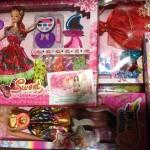 库存玩具芭比类,主要是各种盒装换装芭比为主,低价称斤批发