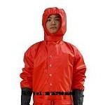防化服,轻型防化服,消防防化服,消防员二级化学防护服