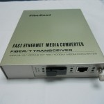 光路科技百兆网管光纤收发器