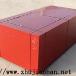 竹胶板尺寸 全薄帘工艺 房建工程专用板材 厂家直销