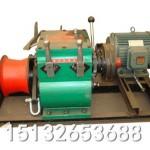 绞磨机专业制造厂,生产机动绞磨