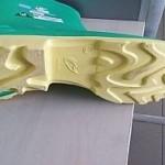 雷克兰87012A级化工中筒防化靴