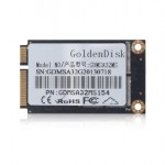 goldendisk 云存MSATA32G固态硬盘 厂家直销缩略图2
