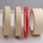 昆山义尔亿红色美纹纸高温遮蔽胶带 2535-1红色美纹纸高温遮蔽胶带