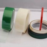 适用于薄膜开关PET透明高温胶带/PET绿色高温胶