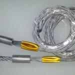 双头电缆网套,中间电缆网套