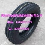 厂家批发400-12农用导向轮胎 F2花纹轮胎