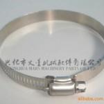 兴化火星平安国际乐园供应不锈钢喉箍 不锈钢制品 质优价廉