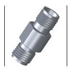 2.92mm(f)-2.92mm(f)40GHz驻波:1.12:1射频微波毫米波同轴转接器