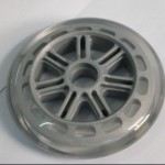 PU轮胎厂家直销玩具童车滑轮、塑胶轮、橡胶轮、滑板车溜冰鞋滚轮、拉杆箱包发光轮