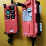 F21-E1B单梁行车无线遥控器