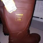 雷克兰标准型防油防酸碱防化靴