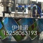伊诺豆浆豆奶牛奶自立袋吸嘴袋灌装旋盖机 自立袋灌装机