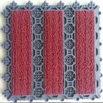 广州三合一除尘垫-刮沙垫-拼装地垫-三合一PVC地垫-广州地毯批发