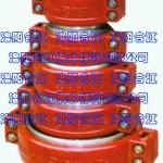 KRJ/KRH型焊接式卡箍式柔性管接头