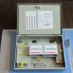 光纤分纤箱、塑料光缆光缆分纤箱